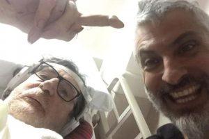 Palazzo también indicó que García sera dado de alta en 10 días. Foto:vía twitter.com/josedpalazzo