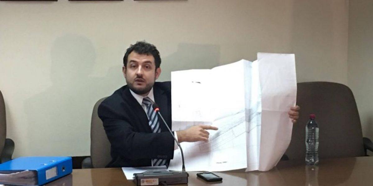 Terminal de Contenedores Quetzal deben iniciar operaciones en enero, dice Interventor