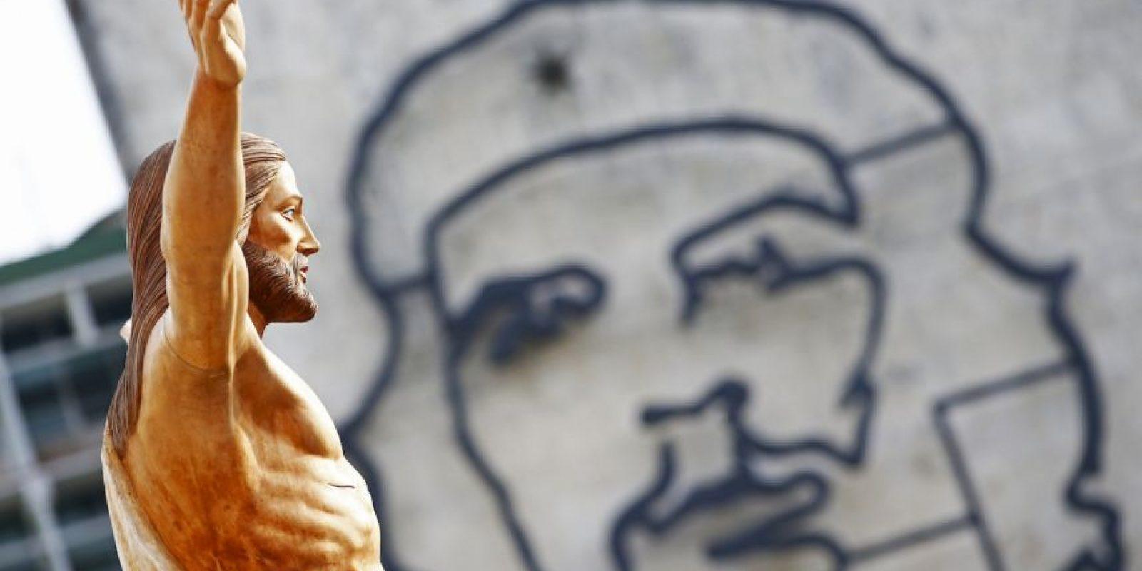Se han arrestado más de 30 opositores que han tratado de acercarse al papa, reseñó el periódico español El País. Foto:AP