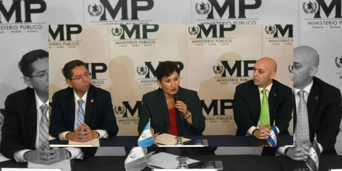 Congresistas estadounidenses apoyan a Fiscales Generales de Guatemala, El Salvador y Honduras