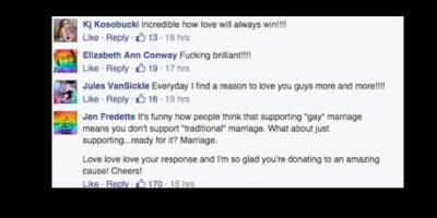Por supuesto, el post se hizo viral y mucha gente lo apoyó. Foto:vía Facebook/Brentwood Photography