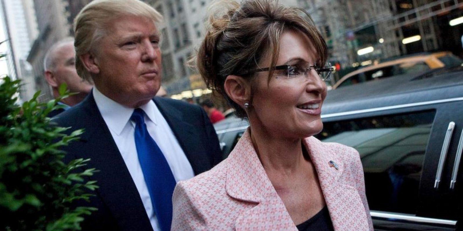 """5. Trump indicó que crearía un sistema de méritos para los indocumentados que trabajan y que conduzcan a """"un camino al estatus legal"""" solo si trabajan duro. Foto:Getty Images"""