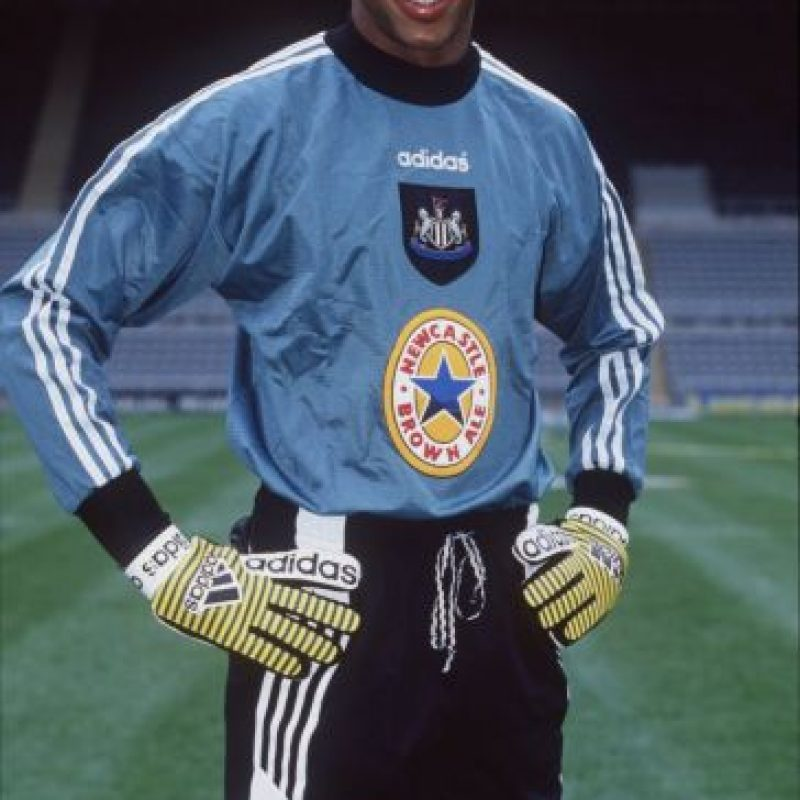 3. Shaka Hislop Foto:Getty Images