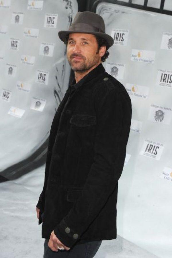 Patrick Galen Dempsey es un actor estadounidense Foto:Getty Images