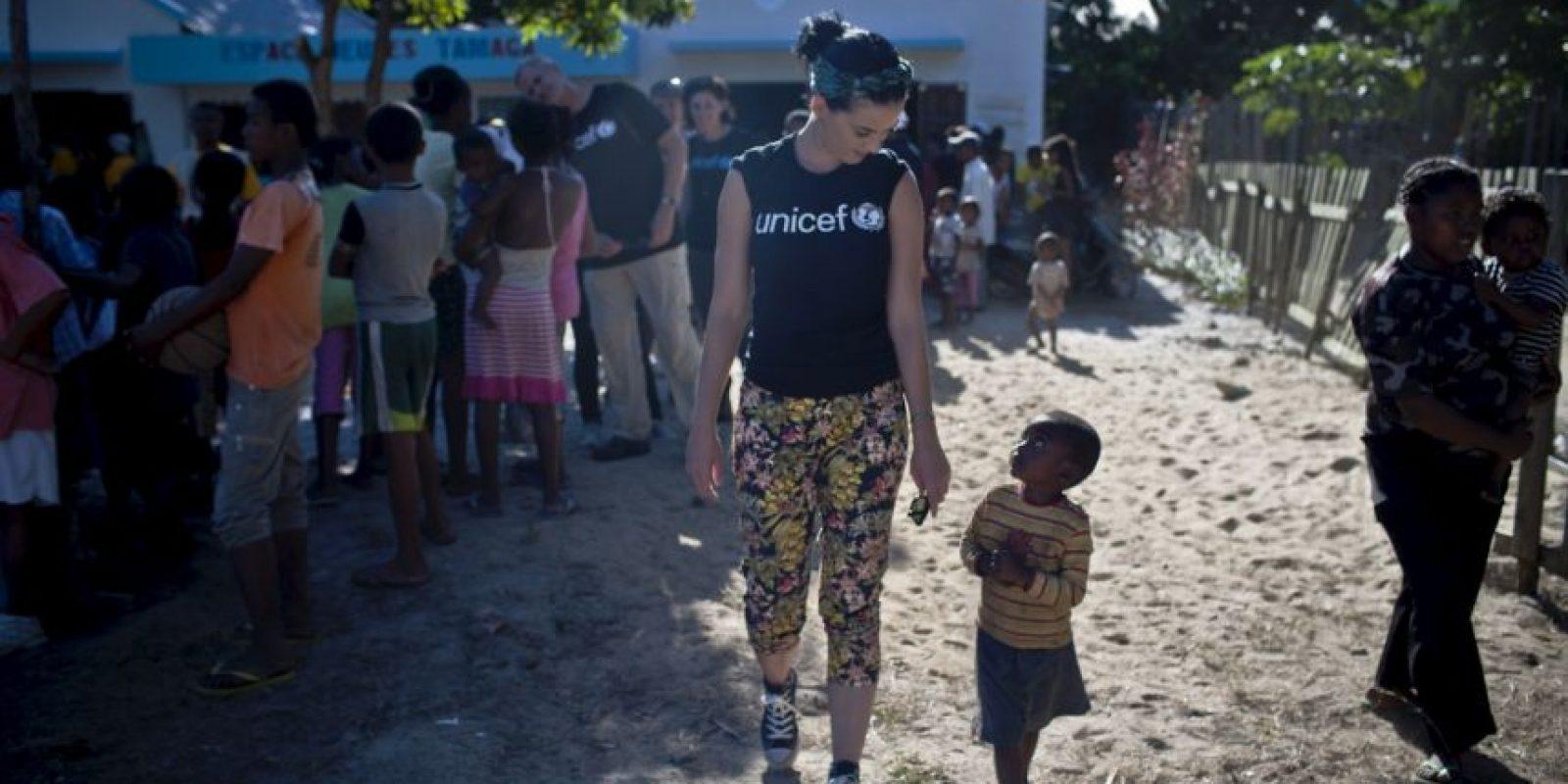 """""""En los países en desarrollo, el 40% de los jóvenes más pobres están desnutridos"""", informa UNICEF. Foto:Getty Images"""