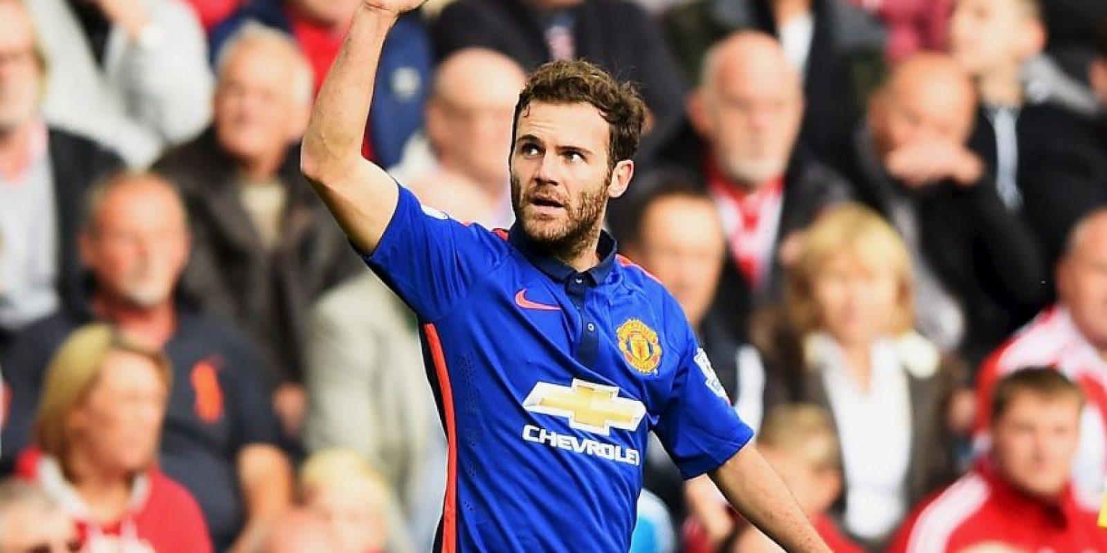 8. Juan Mata Foto:Getty Images