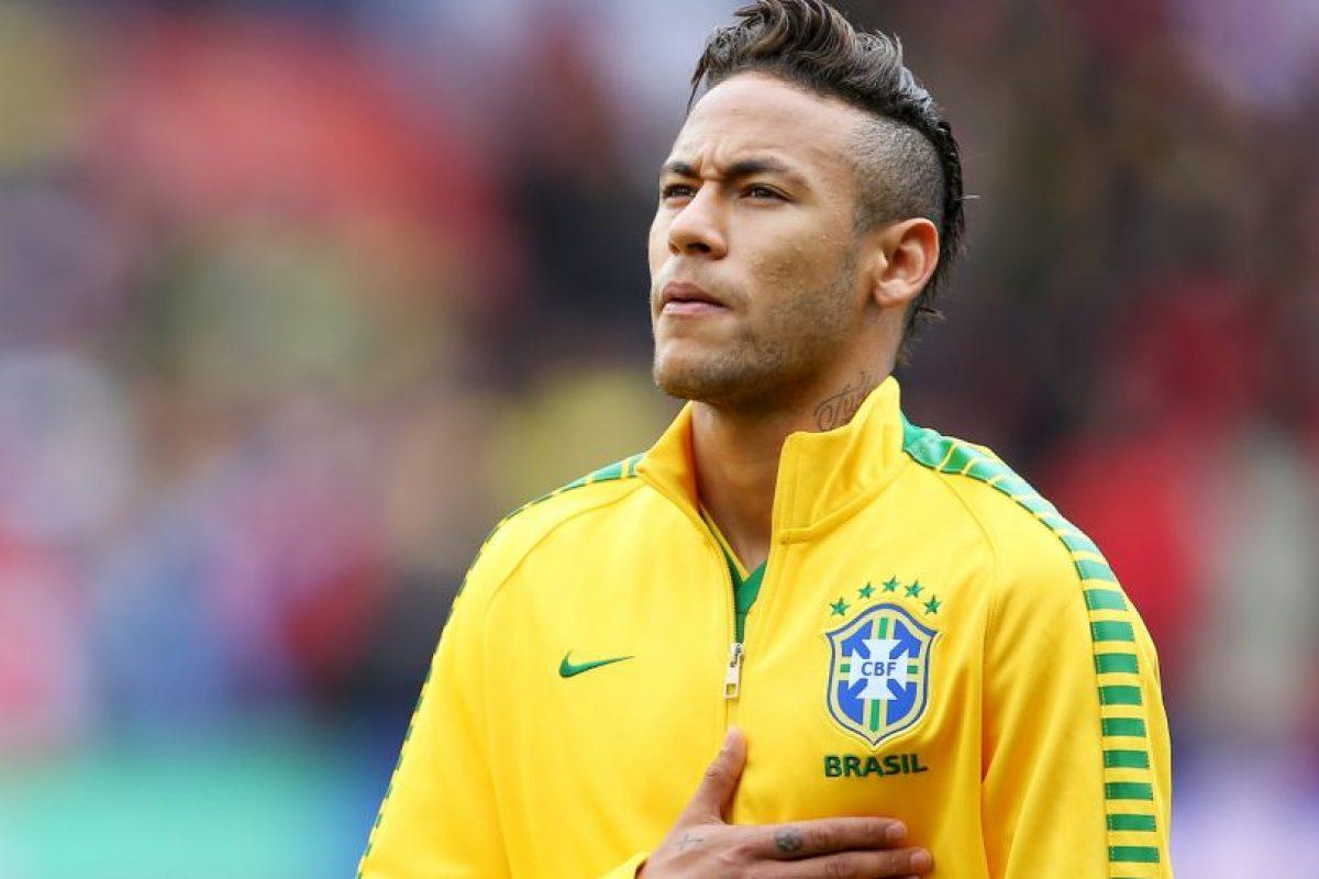 10. Neymar. Foto:Getty Images