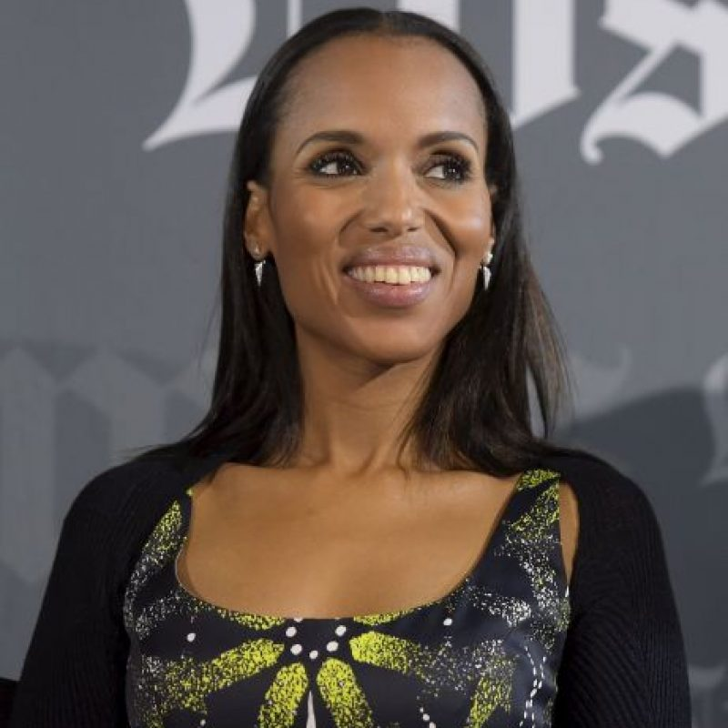 "Kerry Washington (""Scandal"") Foto: Getty images"