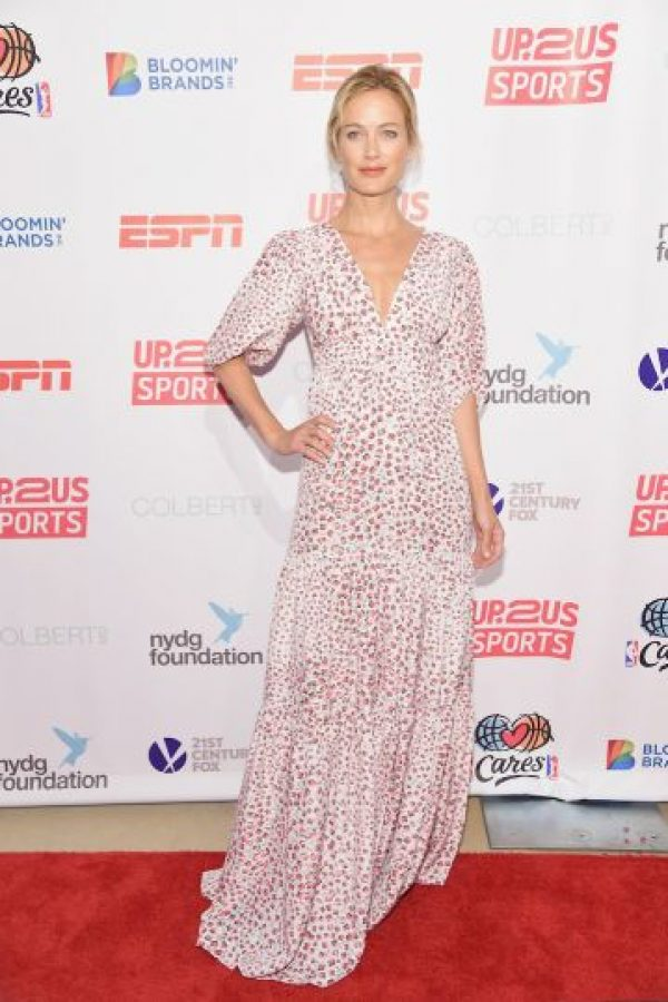 Carolyn Murphy / 4 millones 500 mil dólares Foto: Getty Images