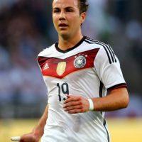 """Götze se convirtió en """"héroe nacional"""" cuando anotó el gol que le dio a Alemania su cuarto título en un Mundial. Foto:Getty Images"""