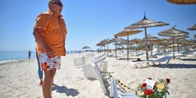 6. Un hombre disparó específicamente contra los turistas. Foto:Getty Images