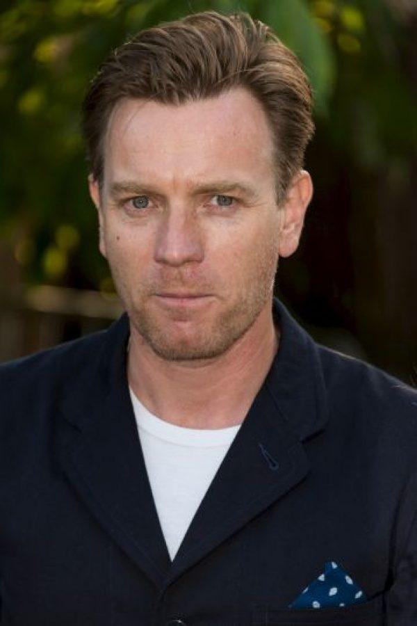 Interpretado por Ewan McGregor, así se ve hoy a sus 44 años Foto:Getty Images