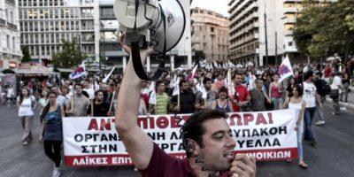 En enero de 2015, fue electo como Primer Ministro de Grecia. Foto:Getty Images