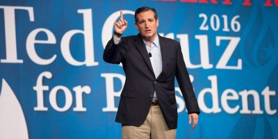 Ted Cruz, senador Foto: Getty Images
