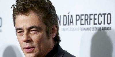 Interpretado por Benicio del Toro Foto: Getty Images