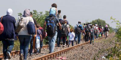 Esta será una nueva medida contra la crisis migratoria que se vive en Europa. Foto:Getty Images