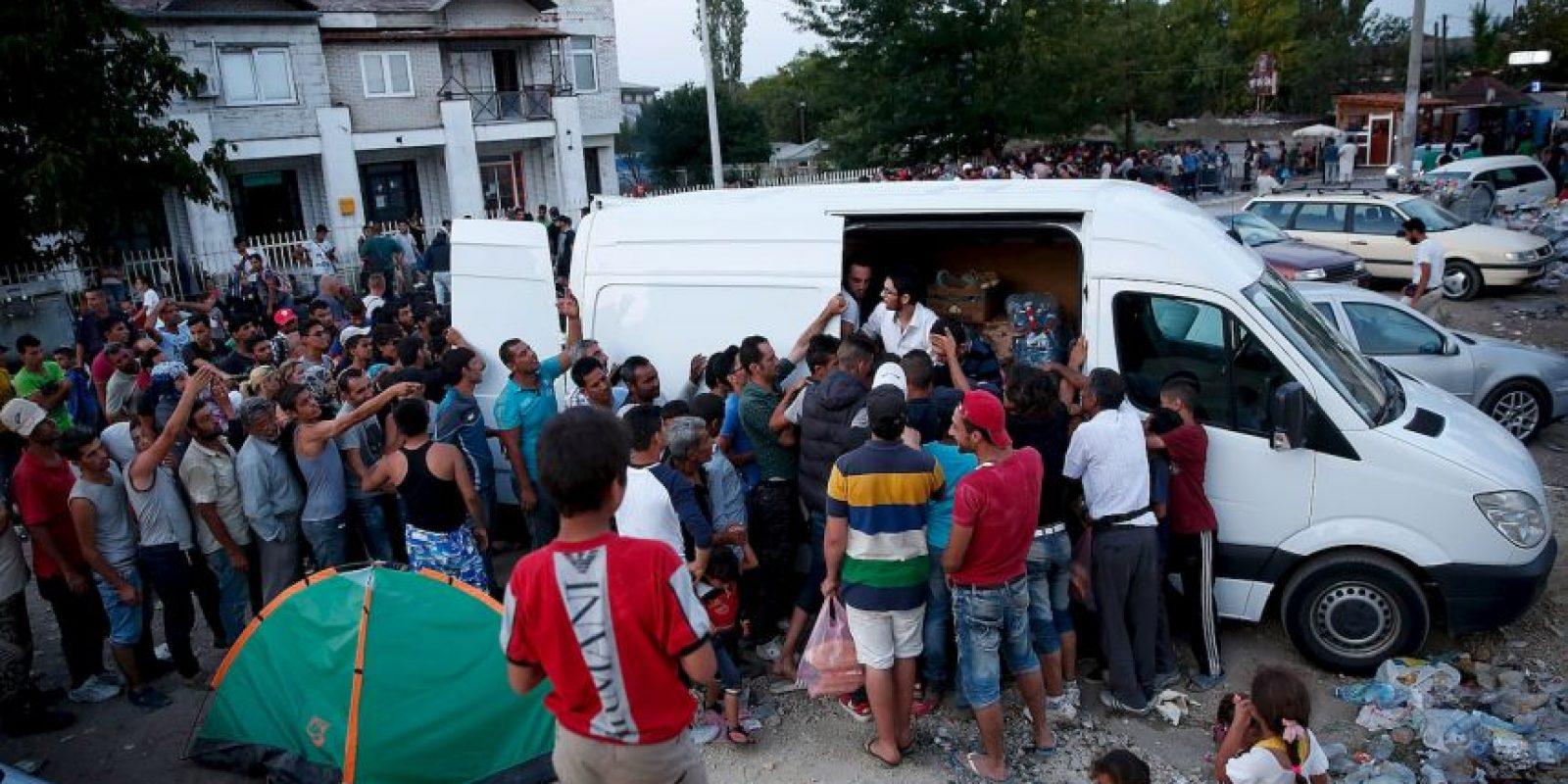 Se estima que el país que recibirá más número de migrantes será Alemania. Foto:Getty Images