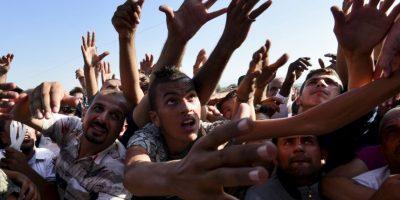El país decidió dar auxilio a los refugiados. Foto:Getty Images