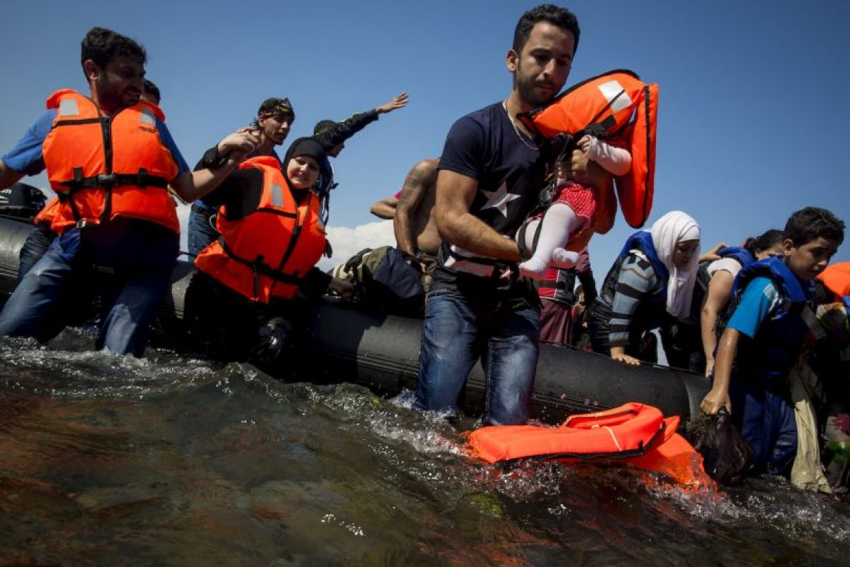 9. Austria- Recibirá a tres mil 640 refugiados. Foto: Getty Images