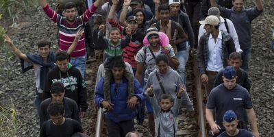 6. Rumania- Recibirá a cuatro mil 646 refugiados. Foto:Getty Images