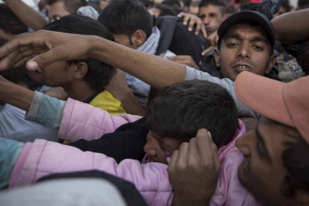 Los Estados Contratantes aplicarán las disposiciones de esta Convención a los refugiados, sin discriminación por motivos de raza, religión o país de origen. Foto:Getty Images