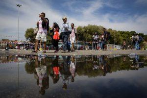 7. Bélgica- Recibirá a cuatro mil 564 refugiados. Foto:Getty Images