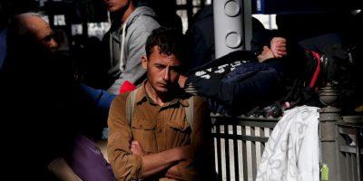 Actualmente trabaja en Italia, Grecia, Macedonia y Serbia con la crisis de refugiados. Pueden realizar su donativo en su sitio web. Foto:Getty Images