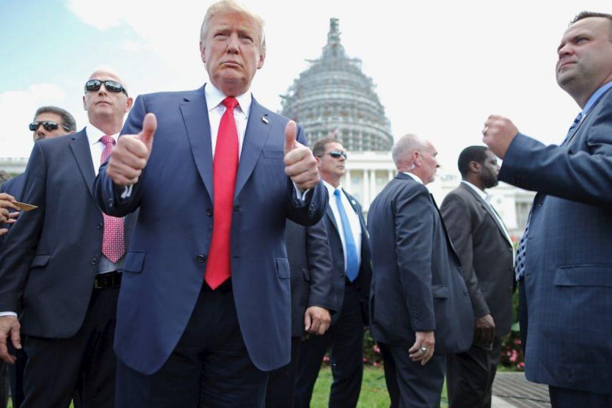 Cuenta con el 32% de aprobación Foto:Getty Images