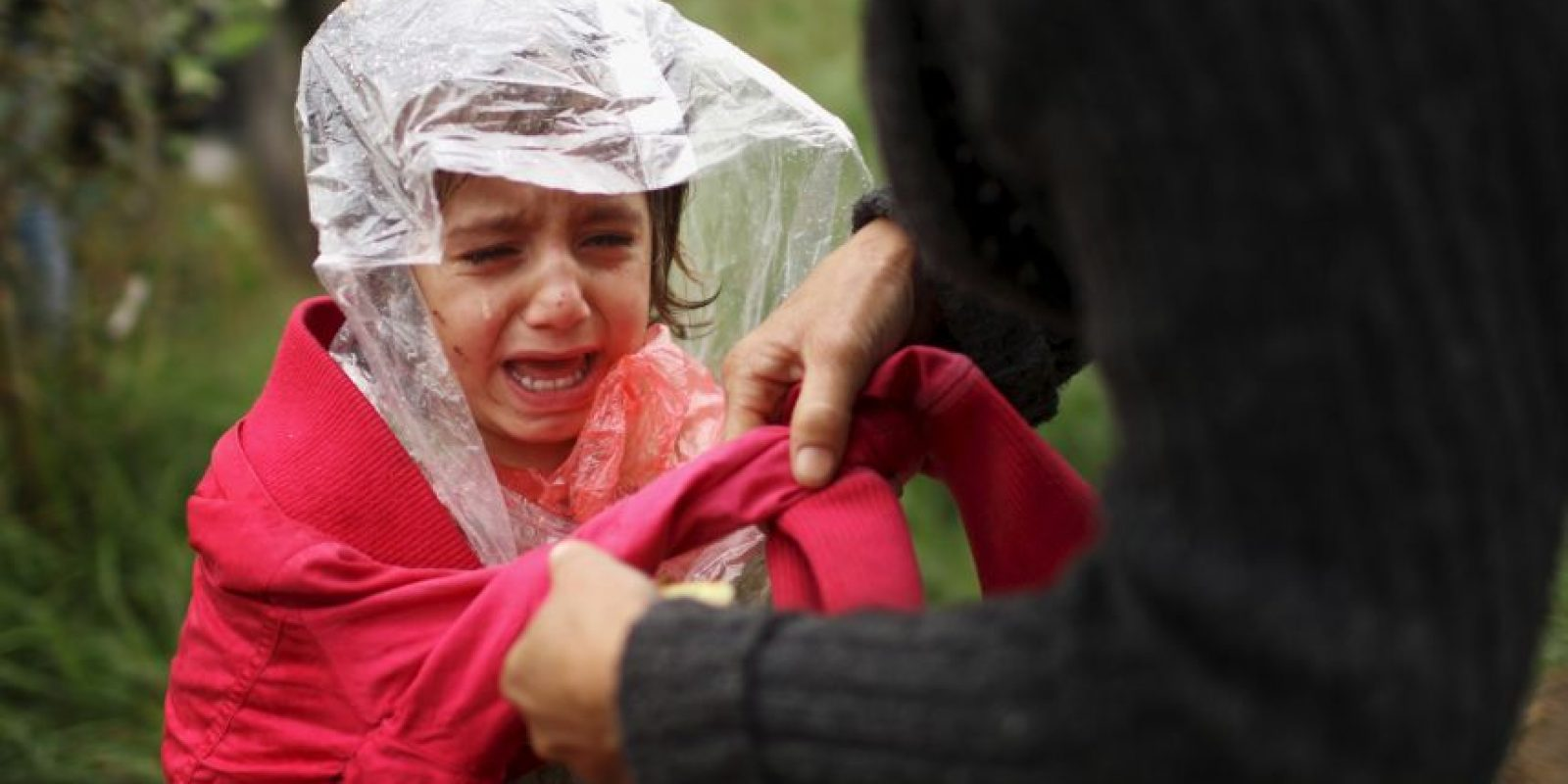 Casi todos los que pasan por Hungría esperan llegar a Alemania u otros países de Europa occidental. Foto:Getty Images