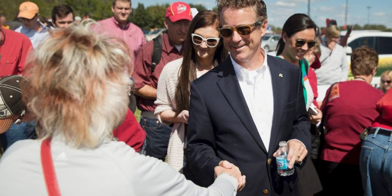 Rand Paul, senador Foto: Getty Images