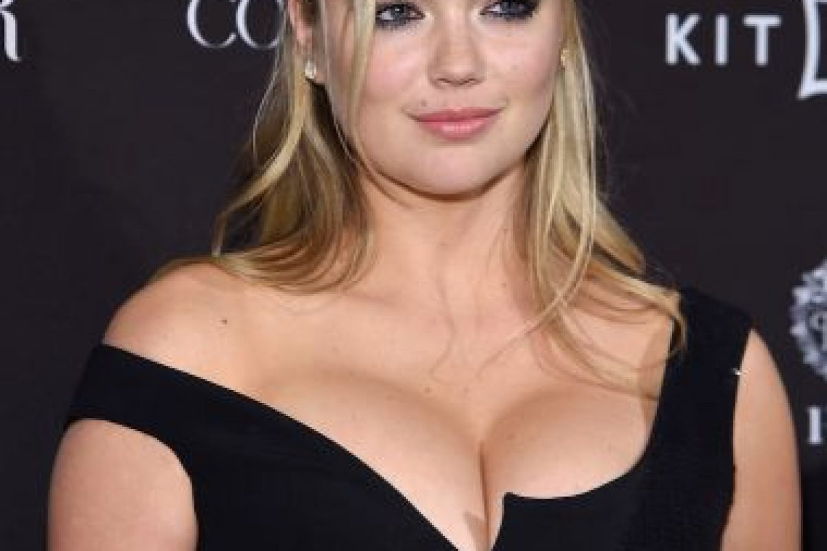 Kate Upton / 3 millones 500 mil dólares Foto: Getty Images