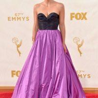 Maggie Gyllenhaal en los premios Foto:Getty Images