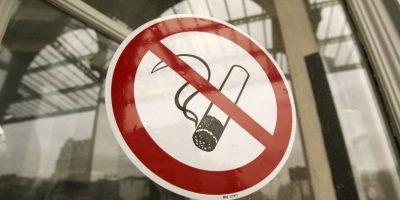 """1. Argentina- Desde 2011 funciona en el país una ley que prohíbe fumar en espacios públicos cerrados. Según """"El Clarín"""", actualmente la municipalidad de Tigre prohíbe fumar también en espacios abiertos de dependencias municipales. Foto:Getty Images"""