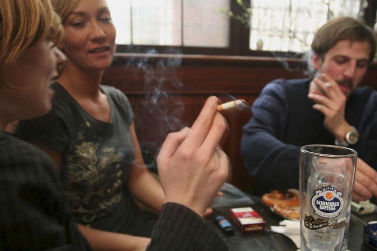 6. Chile- En 2014 enmendó su ley antitabaco para añadir la prohibición de fumar en plazas donde existan juegos para niños y en autos. La ley anterior ya prohibía fumar en lugares públicos Foto:Getty Images