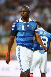 """En 2011 dijo adiós al fútbol vistiendo la camiseta de los """"Citizens"""". Foto:Getty Images"""
