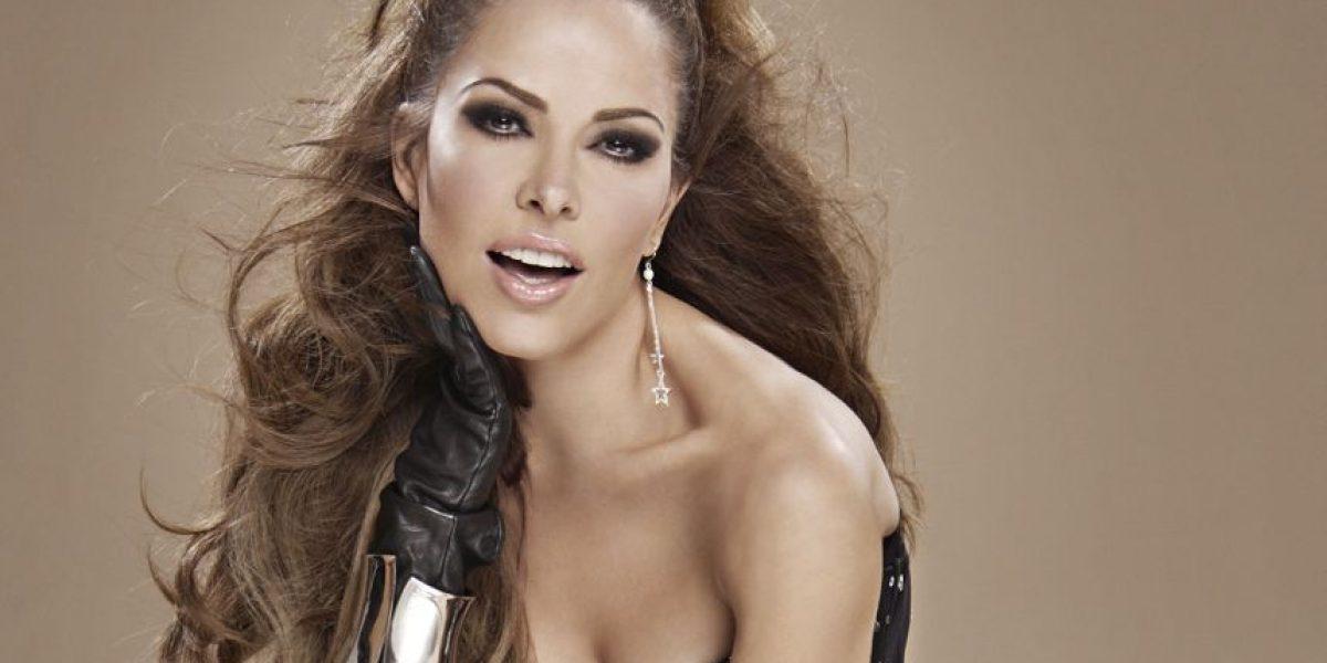 La cantante Gloria Trevi revela su lado masculino