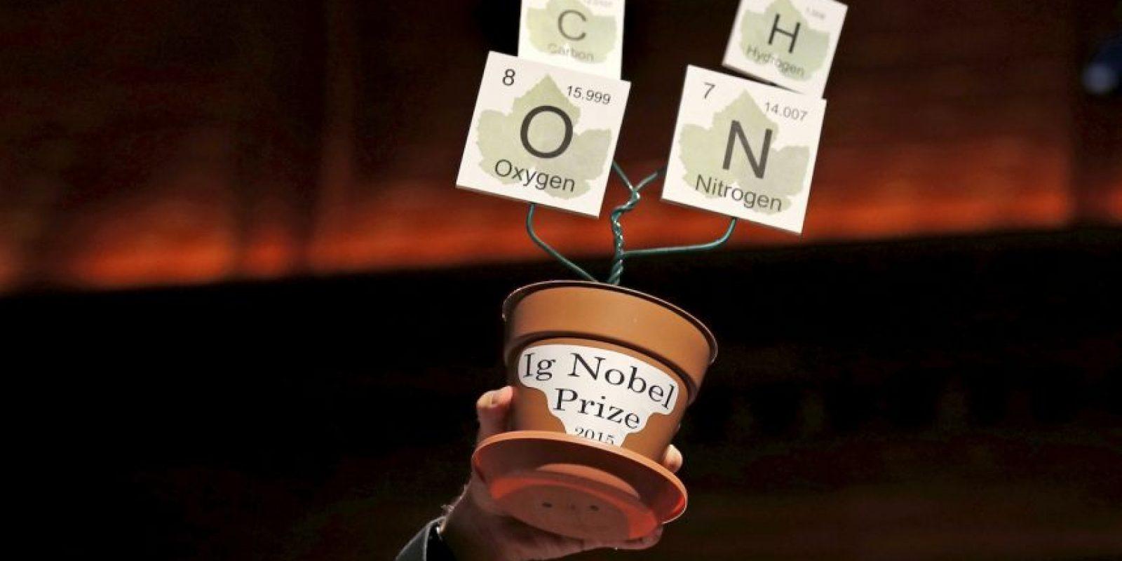 El premio en Biología fue para unos científicos chilenos. Foto:AP