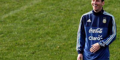 Sin saberlo, Lionel Messi salvó la vida de un compatriota suyo. Foto:Vía facebook.com/AFASeleccionArgentina