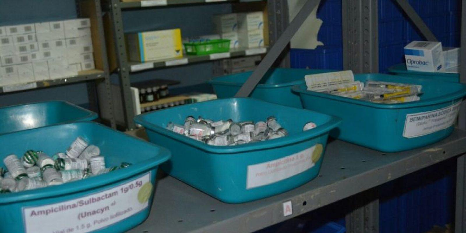 Hospital de Guastatoya Foto:MSPAS