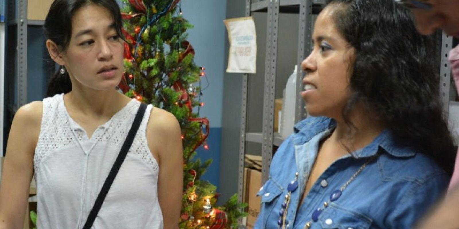 Lucrecia Hernández Mack, titular del Ministerio de Salud Pública y Asistencia Social Foto:MSPAS