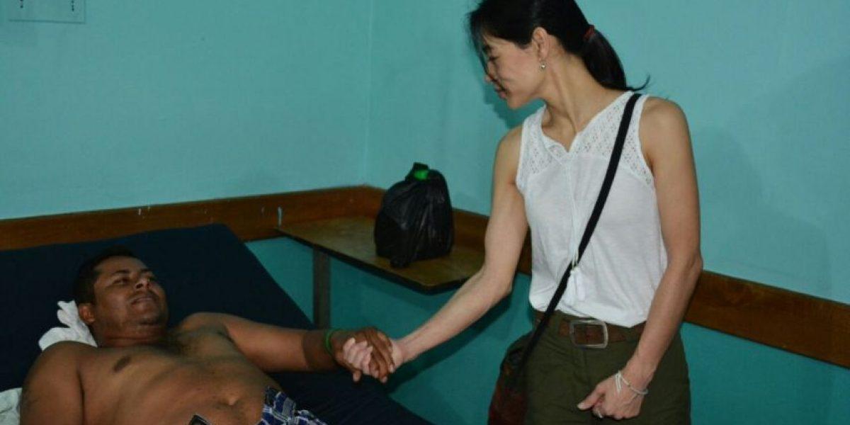 Ministra de Salud asegura que Hospital de Guastatoya tiene 97 por ciento de medicamentos