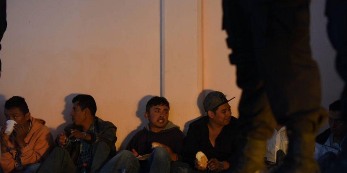 """Organizan cinco audiencias por los detenidos en el megaoperativo contra extorsiones """"Guate es nuestra"""""""