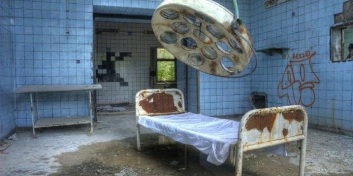 FOTOS. La historia del escalofriante hospital que atendió a Hitler