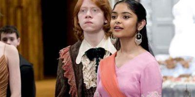 """FOTOS. Mira el impresionante cambio de la estudiante india de """"Harry Potter"""""""