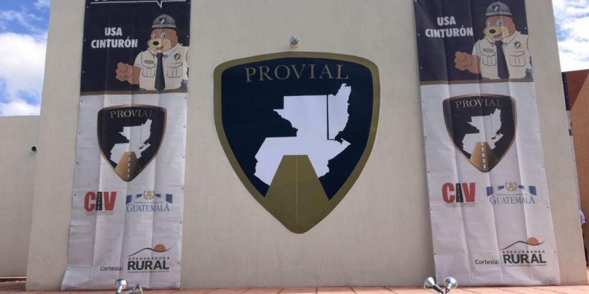 Nueva sede de Provial de Q2 millones en El Progreso cubrirá las carreteras en cuatro departamentos