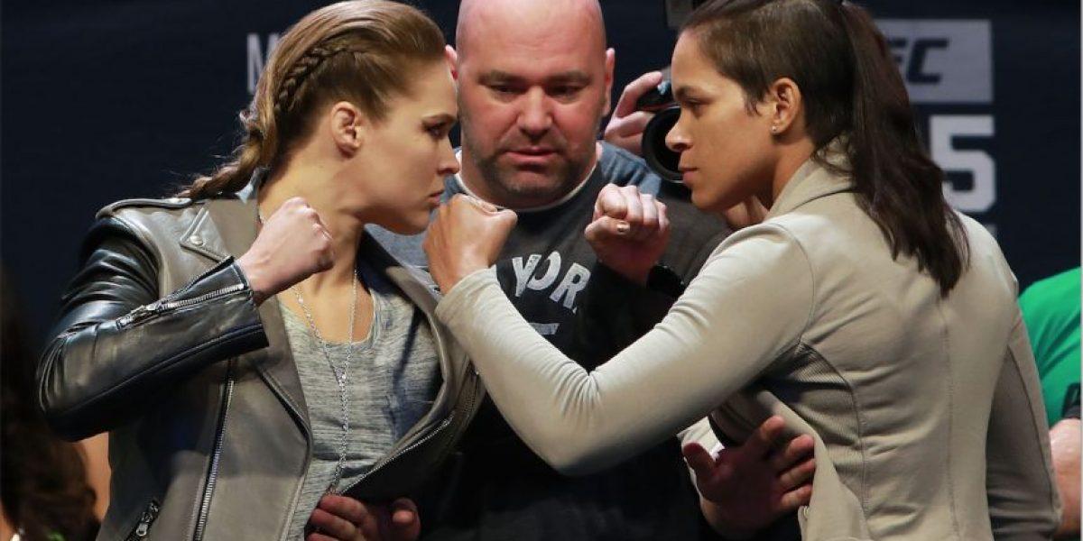 Ronda Rusey vuelve al octágono y esto le dice a su rival, la campeona Amanda Nunes