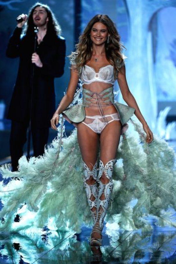 Desfilan las top model del momento Foto:Getty Images