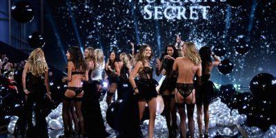 El desfile cuenta con las supermodelos más importantes del momento Foto:Getty Images