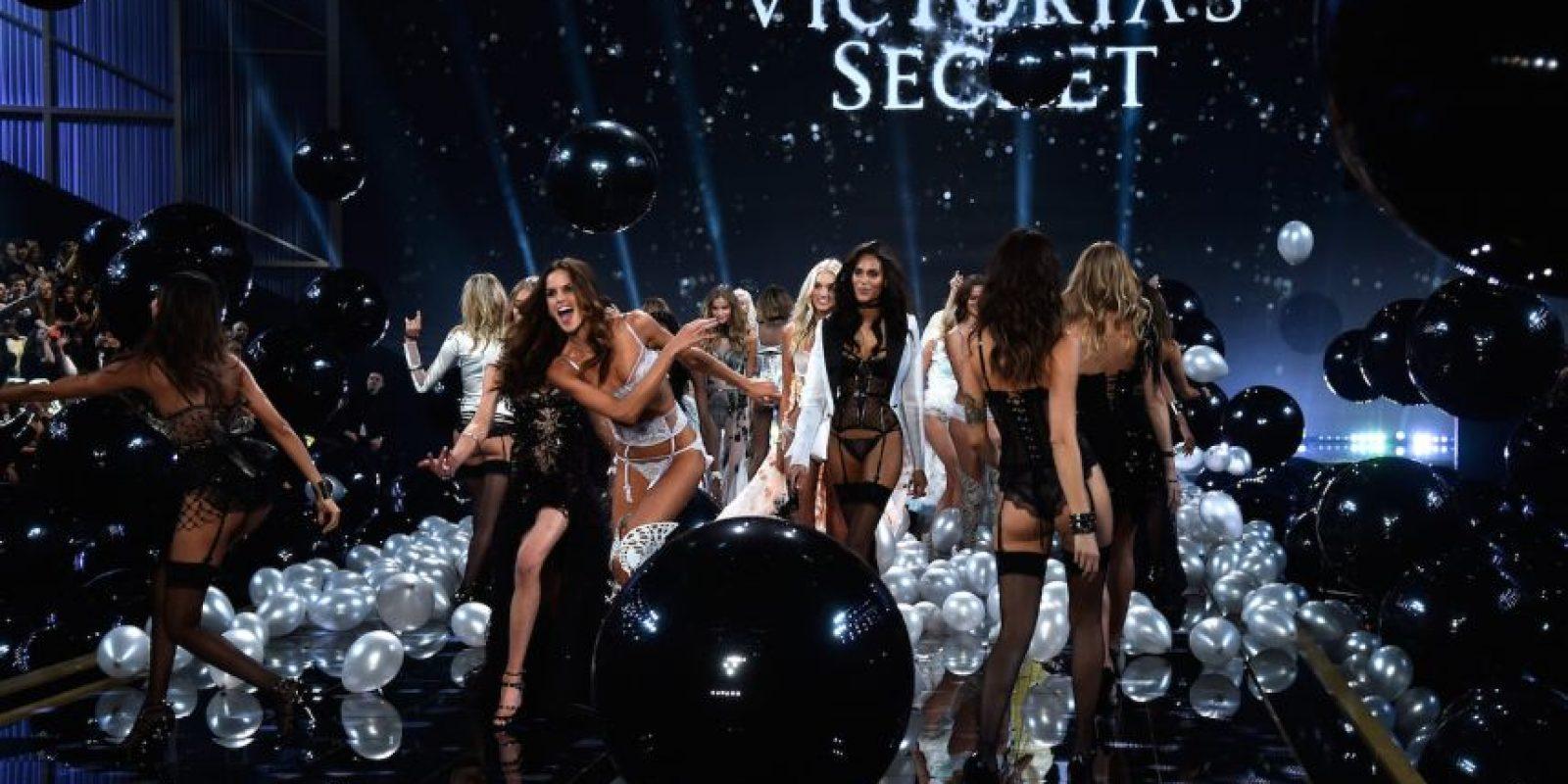 Victoria's Secret Fashion Show Foto:Getty Images