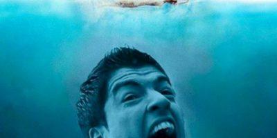 Lo mismo pasó con Luis Suárez, jugador uruguayo Foto:Twitter